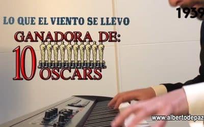 La música de las películas más premiadas de la historia del cine (1939-1977)