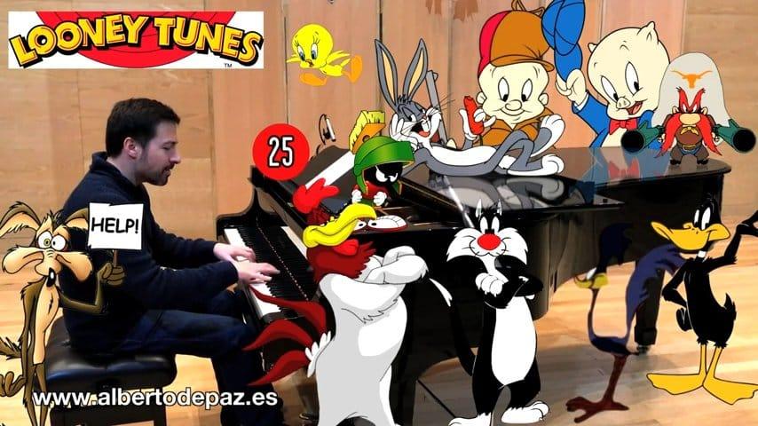 La música de las series infantiles de tv más recordadas